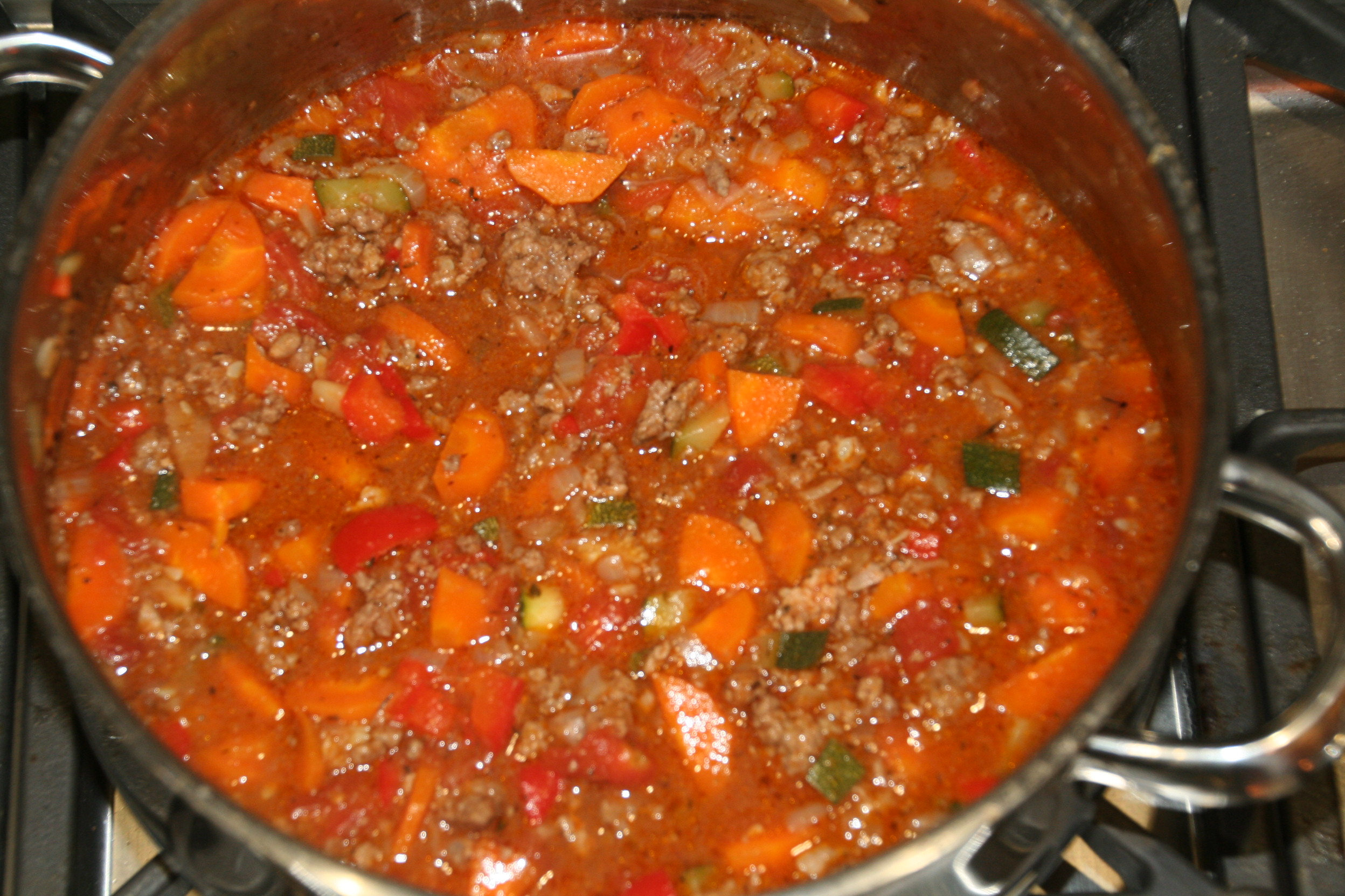 Full of Nutrients Bolognese sauce (GF)