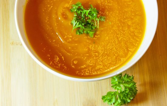 Three Season Butternut Squash Soup (GF)