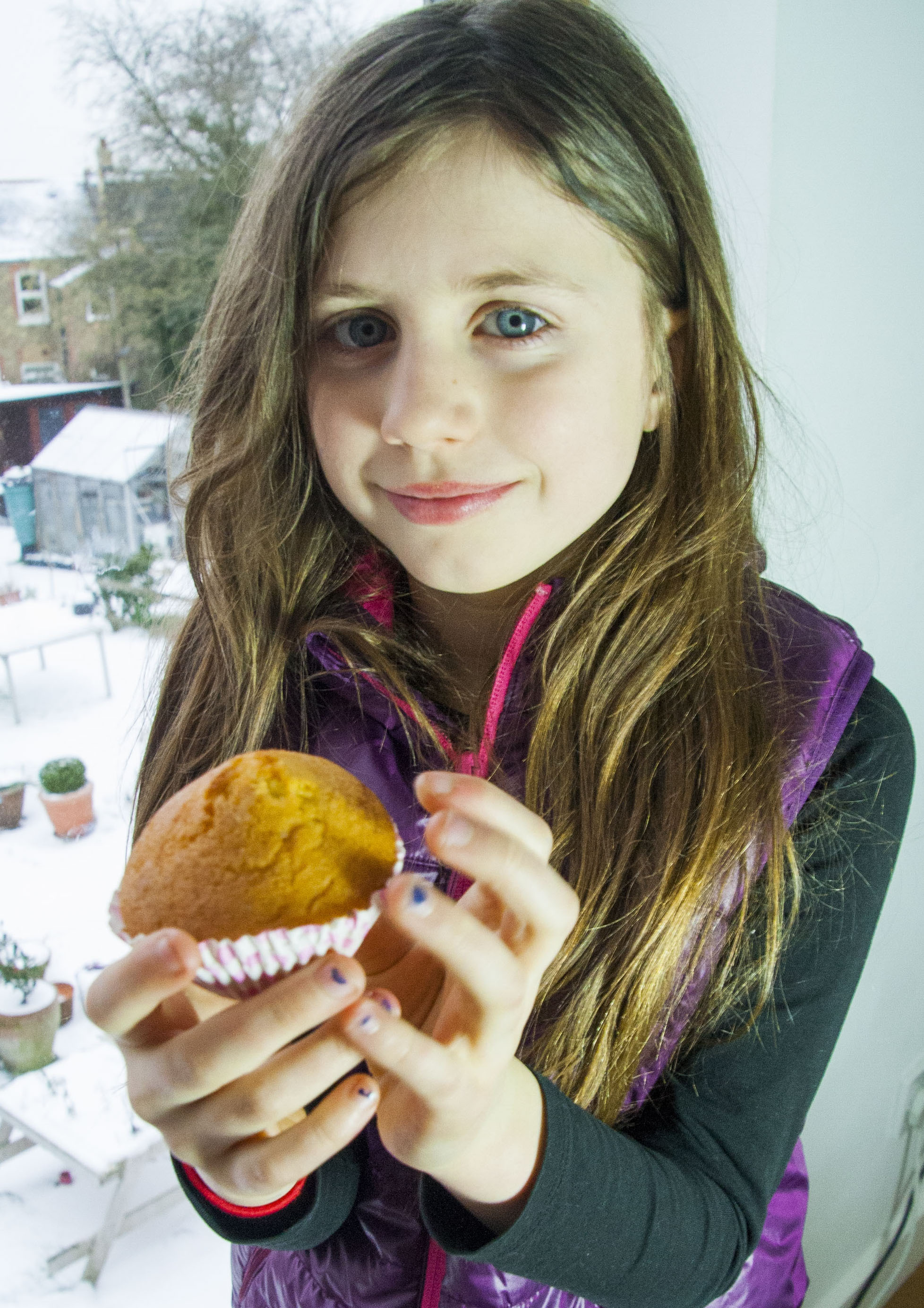 A Dose of Cake – a desensitisation therapy for an egg allergy