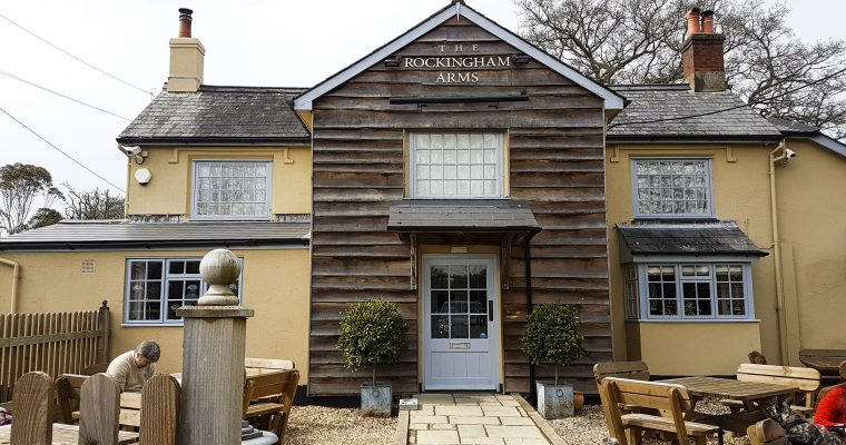 Rockingham Arms, Newforest – a review