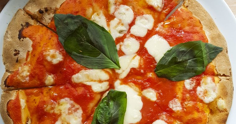 Mamma Dough – Arguably the best gluten free pizza in town!