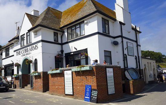 The Cobb Arms, Lyme Regis – A review