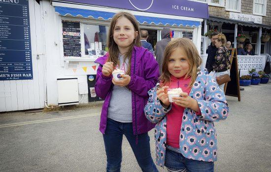 Baboo Gelato – seriously good ice cream, Dorset