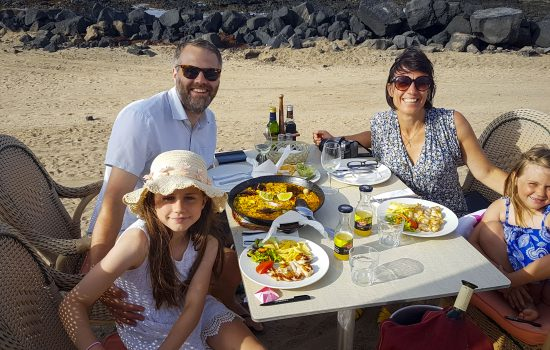 Gluten-free family holiday in Lanzarote