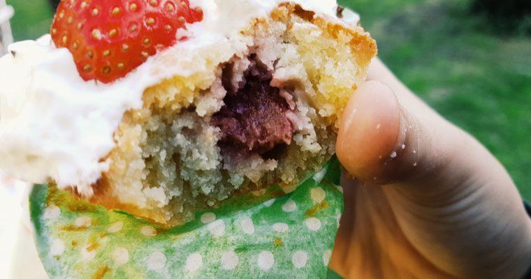 Gluten Free Victoria Sponge Cupcake Recipe