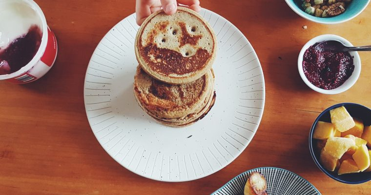 5 Quick and easy pancake toppings