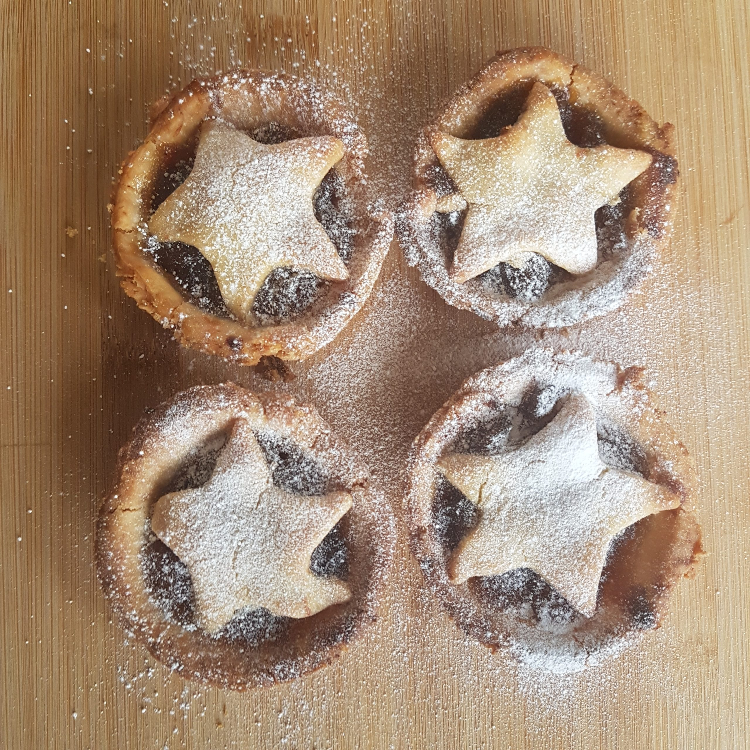 Gluten Free Mince Pies – tasty and easy recipe