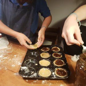gluten free mince pies