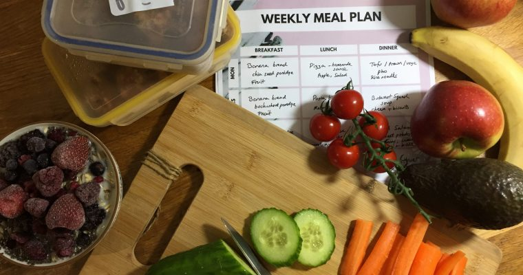 9 Top Tips for Gluten Free & Healthy Meal Planning for busy families